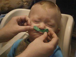лепка для малышей
