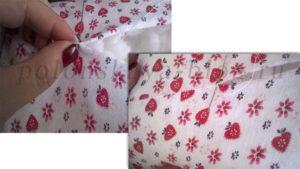 подушка для ребенка Мухомор