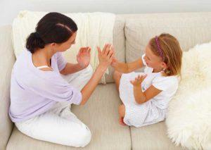 Пальчиковые игры с ребенком от 1 года