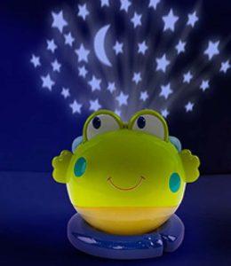 лампа-лягушка
