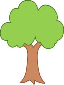 дерево аппликация