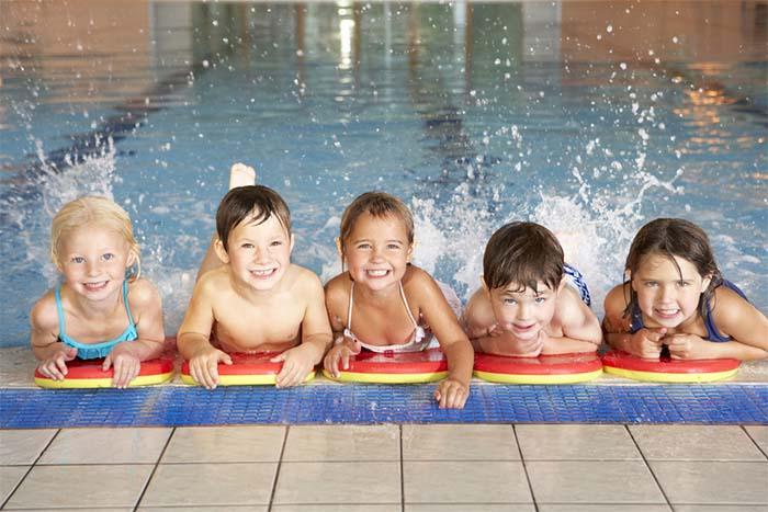 ребенок и спортивные секции