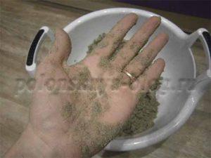 как-я-делала-живой-песок