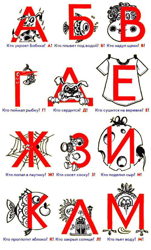 алфавит Лупан