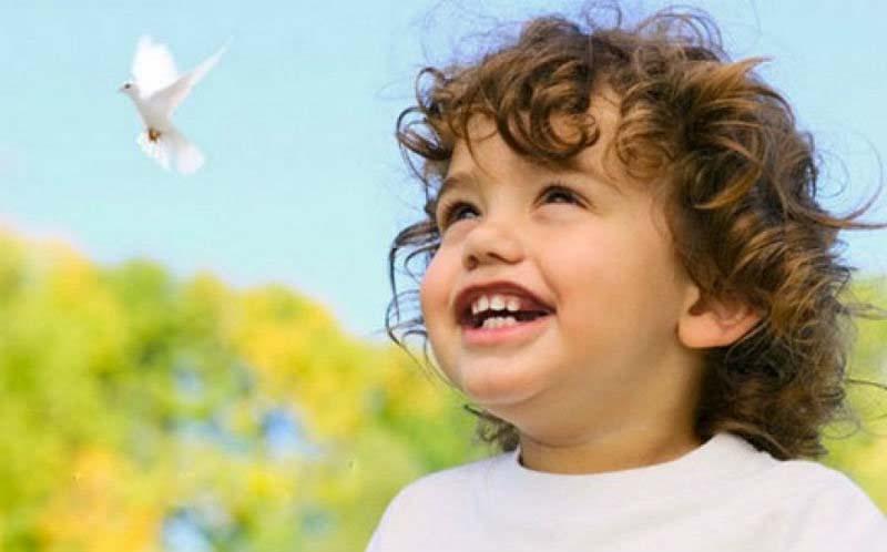 счастье и ребенок