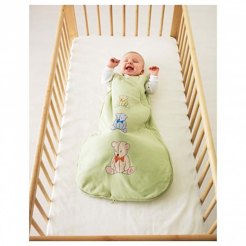 как выбрать мешок для сна новорожденного