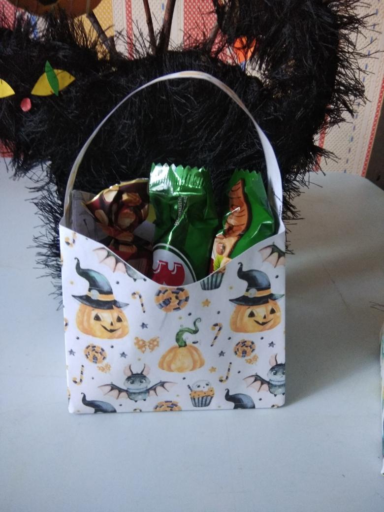 сумочки для Хэллоуина